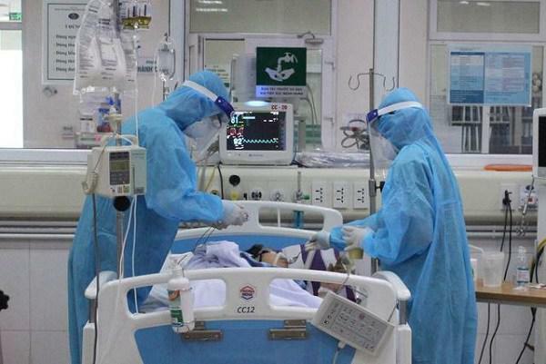 Bộ Y tế công bố ca tử vong do COVID-19 thứ 2 trong ngày, bệnh nhân quê Bắc Giang - ảnh 1