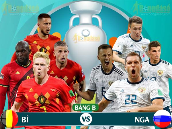 Bỉ - Nga: Thử thách đầu tiên - ảnh 1