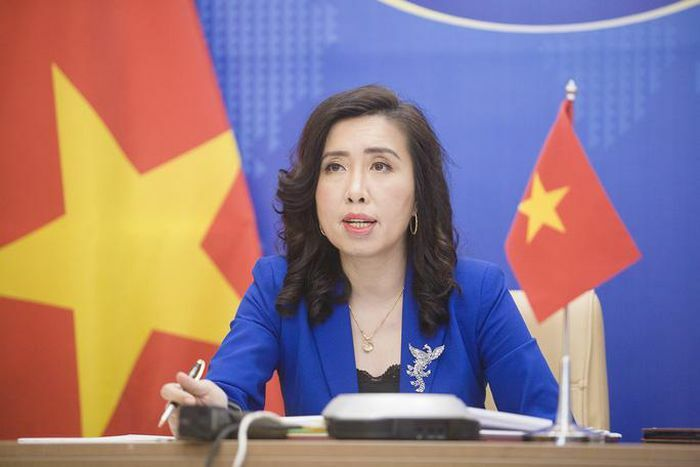 Yêu cầu Đài Loan hủy bỏ diễn tập bắn đạn thật ở đảo Ba Bình - ảnh 1