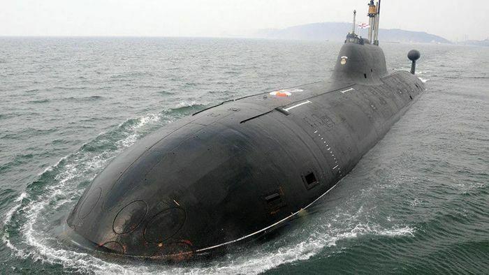 Ấn Độ tuyên bố sớm trả lại tàu ngầm hạt nhân thuê của Nga - ảnh 1