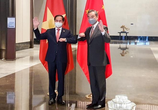 Đề nghị Trung Quốc thực hiện nghiêm nhận thức chung cấp cao về Biển Đông - ảnh 1