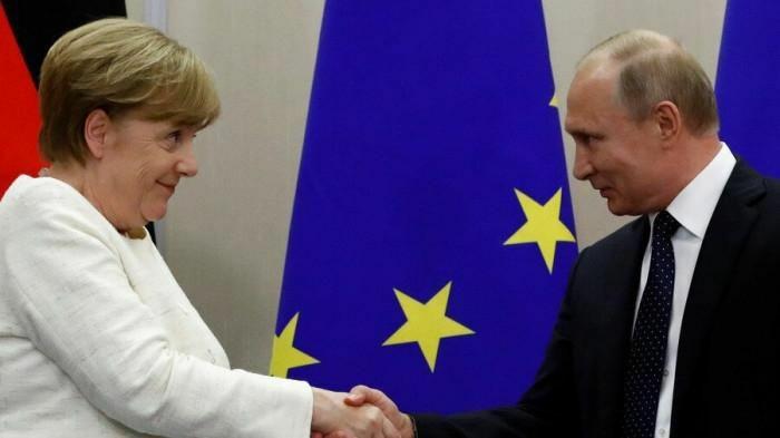 Nhà báo Đức nhắc nhở cần đặc biệt lưu ý đến tuyên bố của ông Putin về Nord Stream 2 - ảnh 1