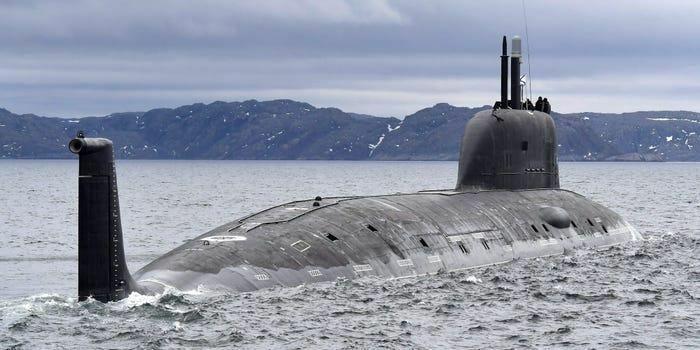 Tàu ngầm mới thuộc Hạm đội phương Bắc hùng mạnh của Nga khiến Hải quân Mỹ lo lắng - ảnh 1