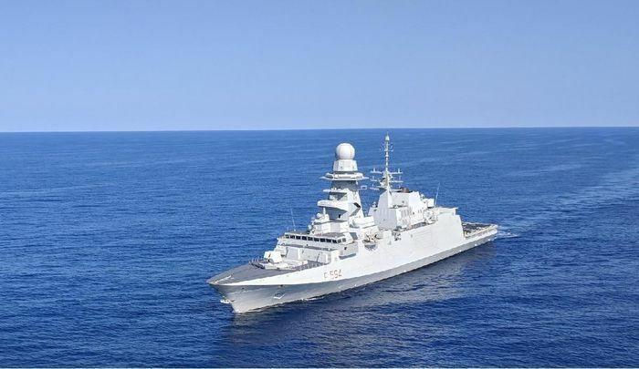 Indonesia đặt mua cùng lúc 6 tàu chiến cỡ 6.000 tấn - ảnh 1