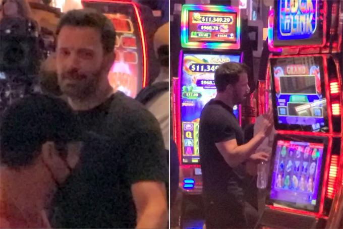 Ben Affleck đi sòng bạc với mẹ Jennifer Lopez - ảnh 1