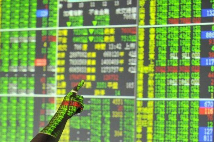 Chứng khoán Trung Quốc vẫn xanh trước tin ngành dịch vụ tăng trưởng chậm lại