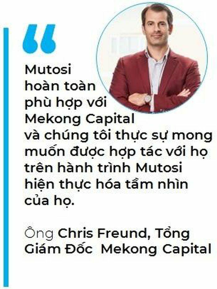 Mekong Capital rót 10 triệu USD vào công ty phân phối điện nước - ảnh 1