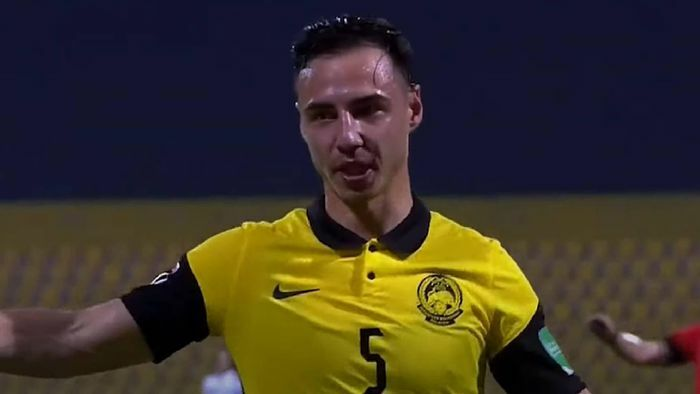 Sao nhập tịch Malaysia tức ''nổ mắt'' sau trận thua tuyển Việt Nam - ảnh 1