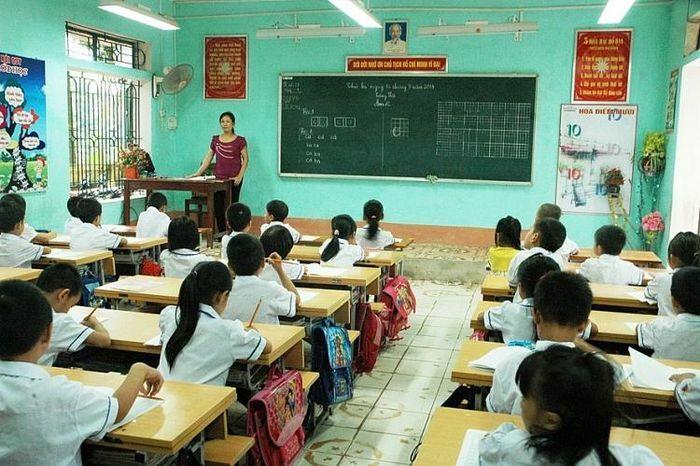 Hiệu quả bước đầu thực hiện Chương trình giáo dục phổ thông mới tại trường Tiểu học Kim Long - ảnh 1