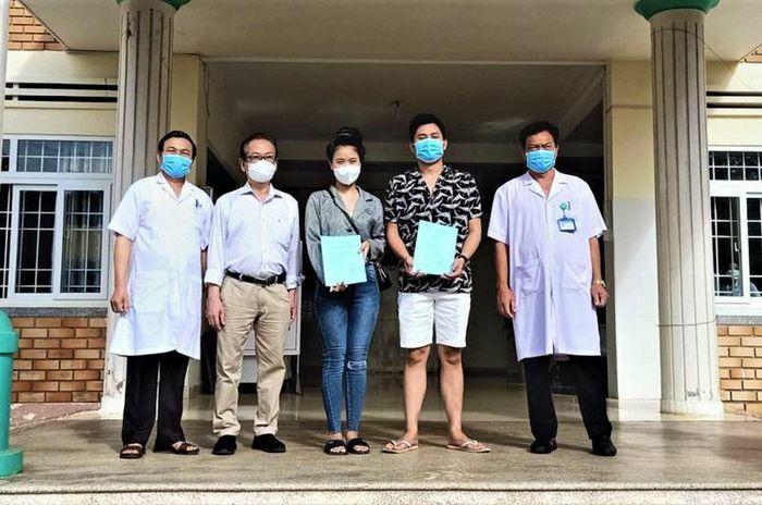 Hai bệnh nhân mắc Covid-19 ở Đắk Lắk đã được xuất viện - ảnh 1
