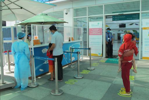 7 ổ dịch phát hiện từ bệnh nhân khám ở các bệnh viện TP HCM - ảnh 1
