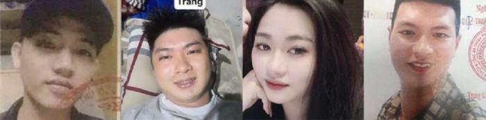 Truy tìm hotgirl cùng 3 thanh niên truy sát người trong bệnh viện ở TP.HCM - ảnh 1