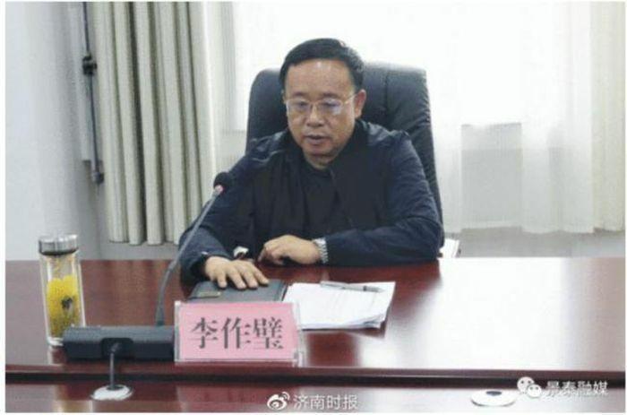 Quan chức Trung Quốc nhảy lầu tự tử sau giải chạy việt dã tử thần - ảnh 1