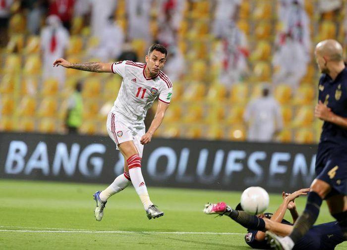 UAE lên gân, tuyên bố thắng nốt Indonesia và Việt Nam - ảnh 1