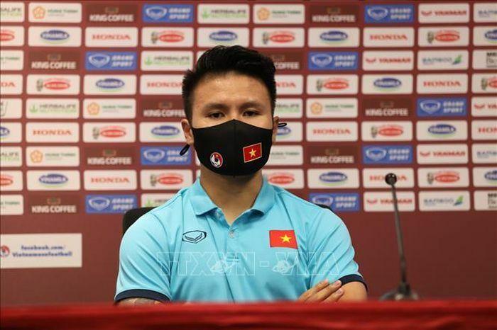 Vòng loại World Cup 2022: Bài toán Quang Hải dành cho HLV Park Hang-seo - ảnh 1