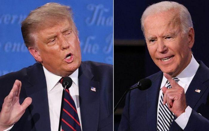 Tổng thống Nga nhận định về ông Trump và Tổng thống Mỹ Biden - ảnh 1