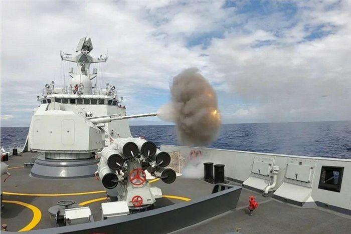 Tham vọng lớn thể hiện qua cuộc tập trận dài 1 tháng của hải quân Trung Quốc - ảnh 1