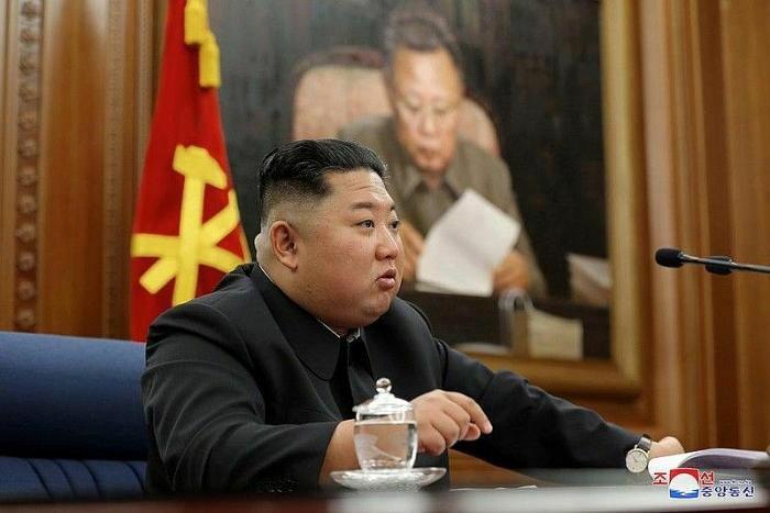 Nhà lãnh đạo Triều Tiên Kim Jong-un ''lên dây cót'' quân đội cảnh giác cao độ - ảnh 1