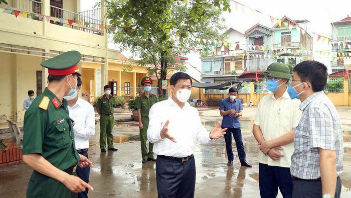 Bắc Giang tổng tấn công quyết định chống dịch, yêu cầu ''nhà nhà cửa đóng then cài'' - ảnh 1