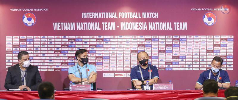 HLV Park Hang-seo chỉ ra điểm mạnh của Indonesia - ảnh 1