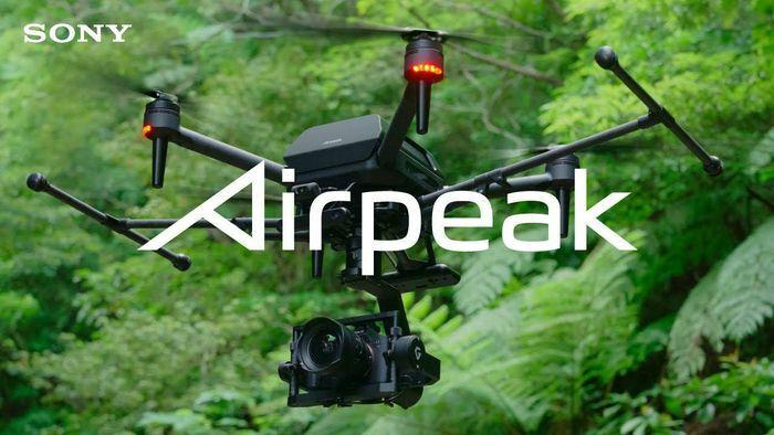Máy bay không người lái Airpeak S1 của Sony có giá 10.000 USD, bán từ tháng 9 tới - ảnh 1