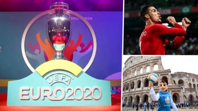Toàn cảnh châu Âu trước ngày khai mạc Euro 2020 - ảnh 1
