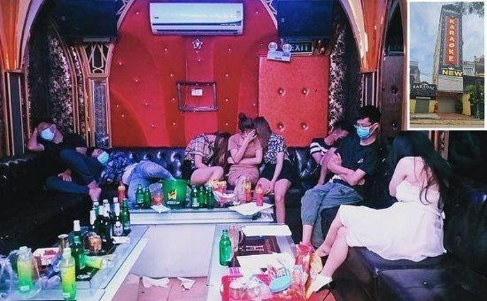 31 dân chơi tụ tập hát trong quán karaoke, 19 người dương tính với ma túy - ảnh 1