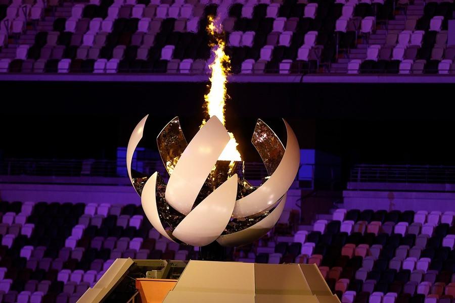 Olympic Tokyo chính thức bắt đầu - ảnh 1