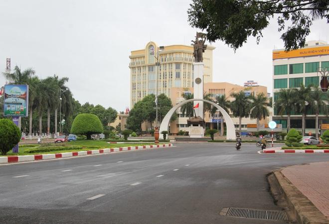 TP Buôn Ma Thuột và một huyện thực hiện giãn cách xã hội theo Chỉ thị 16 - ảnh 1