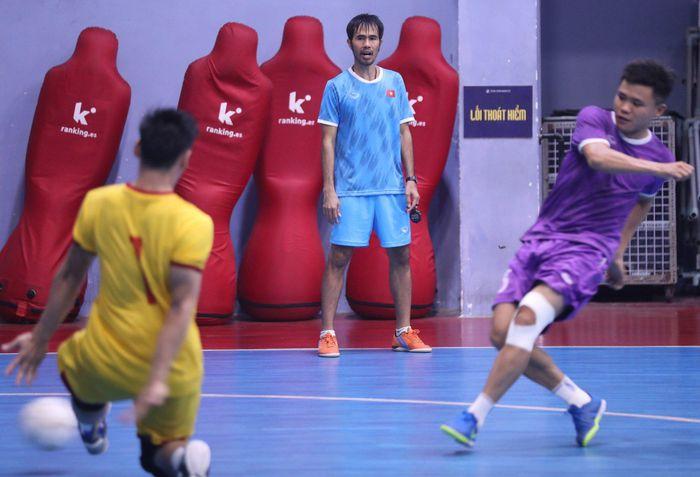Tuyển futsal Việt Nam thay đổi nhân sự dự World Cup - ảnh 1