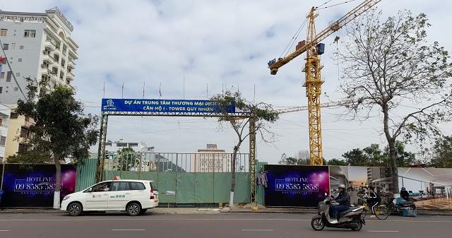 Sở Xây dựng Bình Định cảnh báo khi mua căn hộ dự án I-Tower Quy Nhơn - ảnh 1