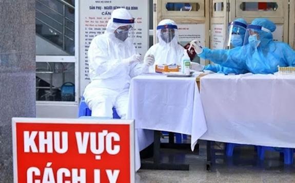 Hà Nội ghi nhận thêm 13 ca dương tính với SARS-CoV-2