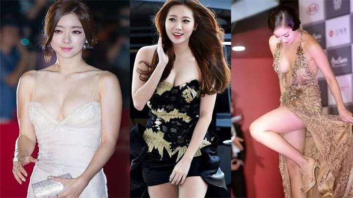 Những lần mặc như không mặc của sao Hàn khiến fan ngượng chín mặt - ảnh 1