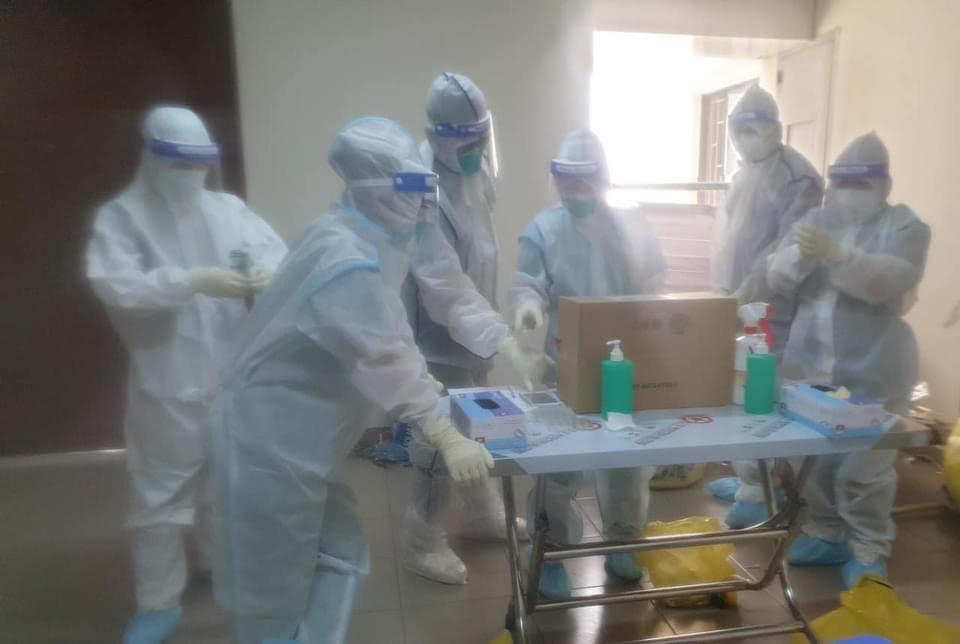 1.252 bệnh nhân COVID-19 ở BV Dã chiến số 2 TPHCM được xuất viện - ảnh 1
