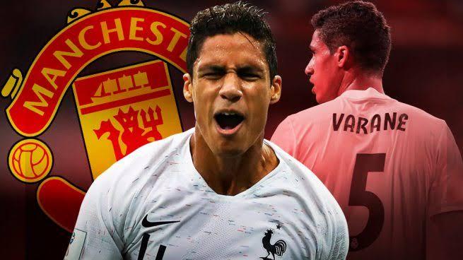 Xác nhận: Varane đồng ý hợp đồng 5 năm với Man Utd