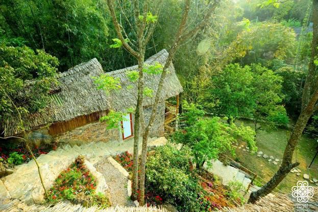 Chống nóng ở Mộc Châu Retreat, nơi bình yên và không điều hòa