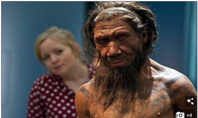 Người Neanderthal tuyệt chủng vì quan hệ tình dục với loài người?