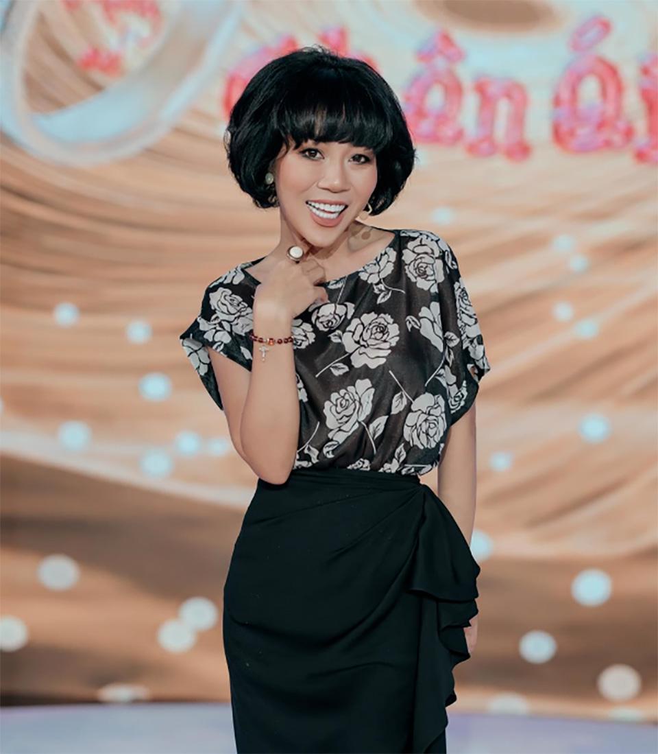 MC Trác Thuý Miêu bị sở Thông tin và Truyền thông TP.HCM phạt 7,5 triệu đồng