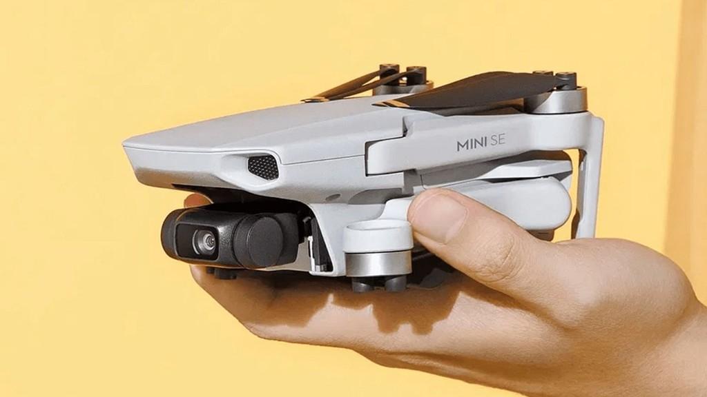 DJI Mini SE ra mắt: flycam rẻ nhất của DJI, giá 309 USD - ảnh 1