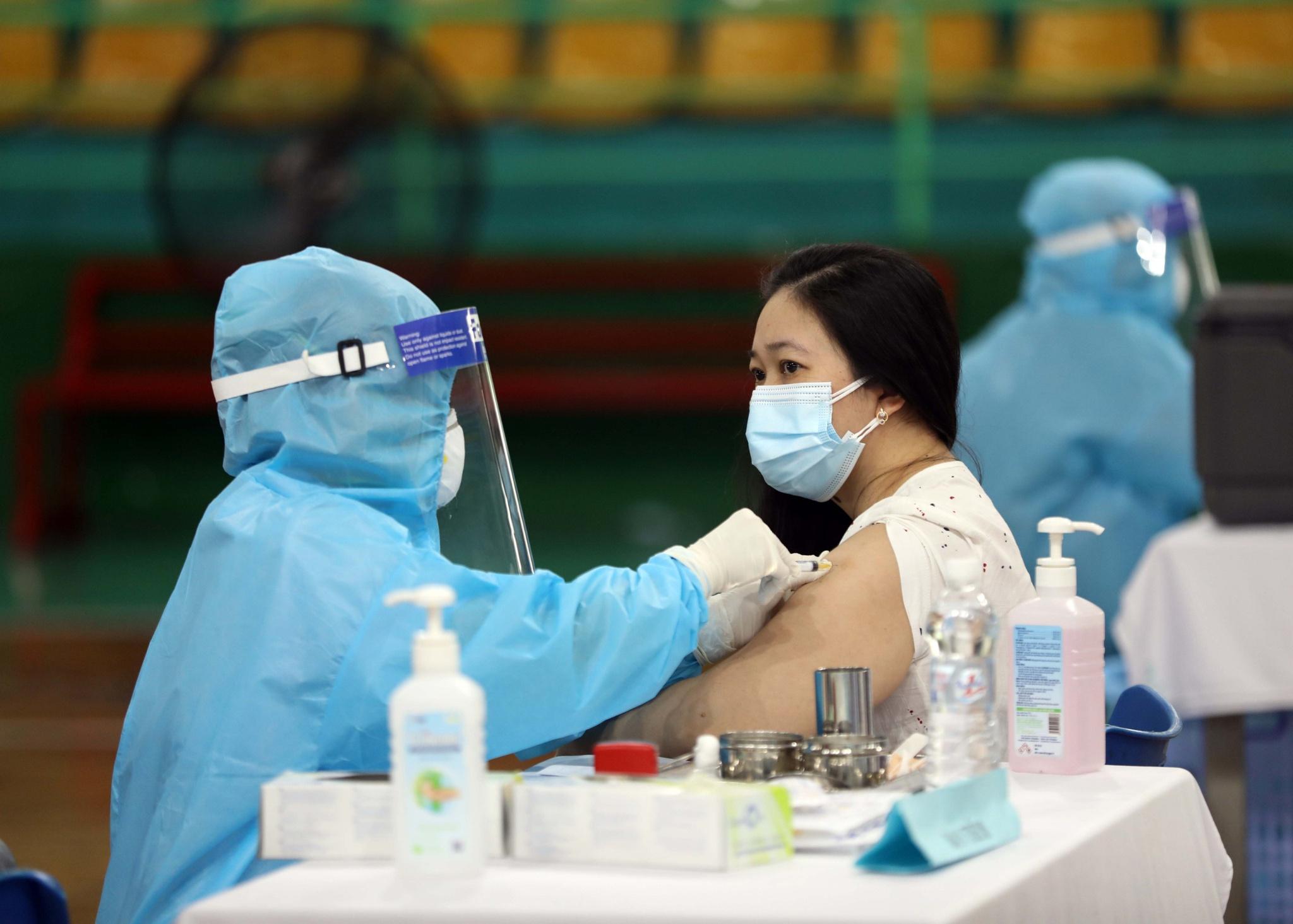 TP.HCM: Chiều 21.7 bắt đầu tiêm vắc xin Covid-19 đợt 5 - ảnh 1