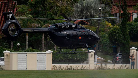 Neymar khoe trực thăng cá nhân trị giá hơn 300 tỷ - ảnh 1