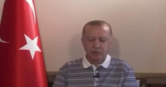 Tổng thống Thổ Nhĩ Kỳ ngủ gật khi phát biểu