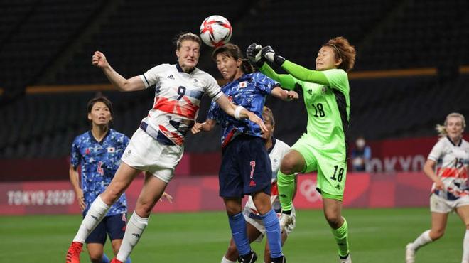 Bóng đá nữ Nhật Bản và Trung Quốc gây thất vọng tại Olympic Tokyo