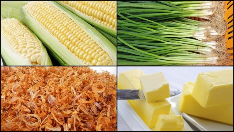 Cách làm bắp xào bơ thơm béo, ngon ngọt, cực đơn giản - ảnh 1