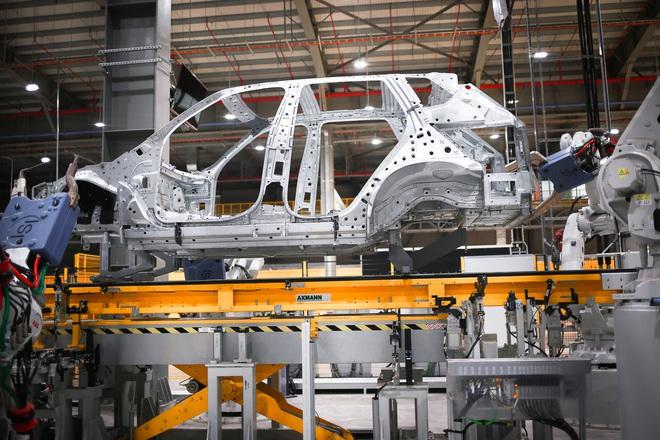 Việt Nam bất ngờ xuất hàng tỷ USD linh kiện xe hơi sang các cường quốc ô tô - ảnh 1