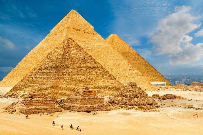 8 công trình kiến trúc kim tự tháp độc đáo - ảnh 1