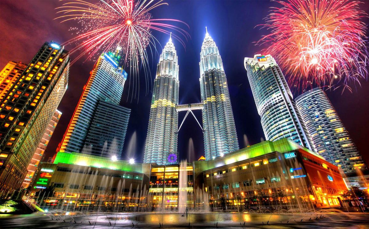 Nước nào ở Đông Nam Á có tòa tháp đôi cao nhất thế giới? - ảnh 1