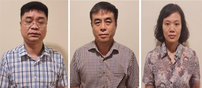 4 cán bộ bị bắt vì