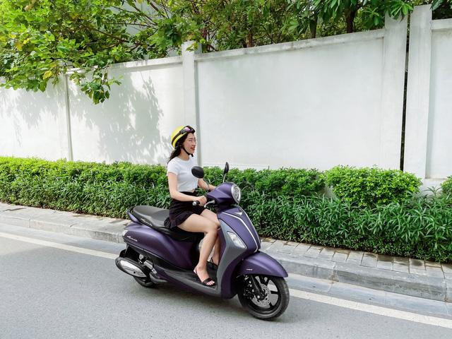Yamaha Grande có gì để chinh phục phái đẹp Việt? - ảnh 1