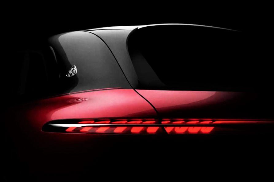 Mercedes-Maybach sắp có phiên bản chạy điện - ảnh 1